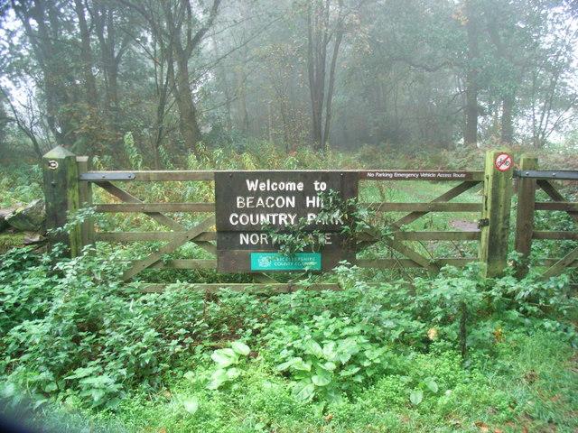 Beacon country park
