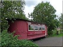 SJ6903 : Gospel Car at Blists Hill Victorian Town by Robin Drayton