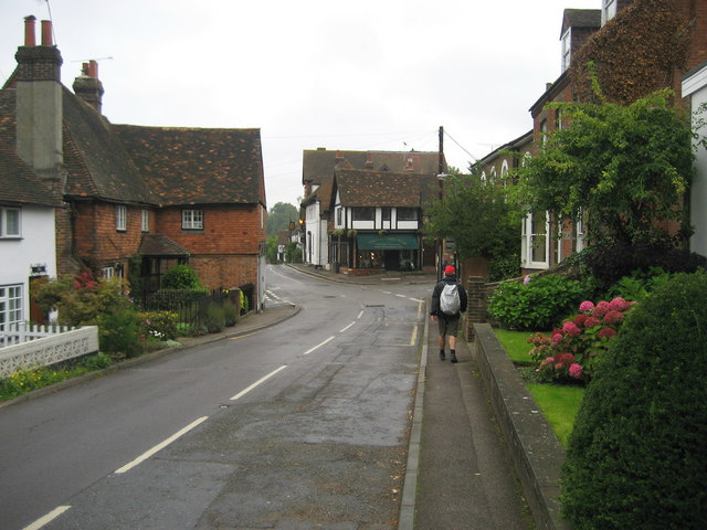 Old Oxted