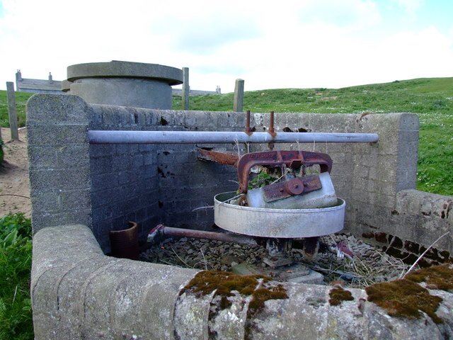 Sewage Plant at Rattray