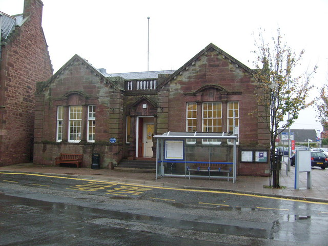 Council Offices, High Street, Turriff