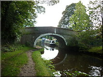 SD9151 : Walking along the Leeds to Liverpool Canal #467 by Ian S