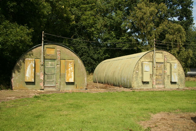 Nissen Accommodation Huts