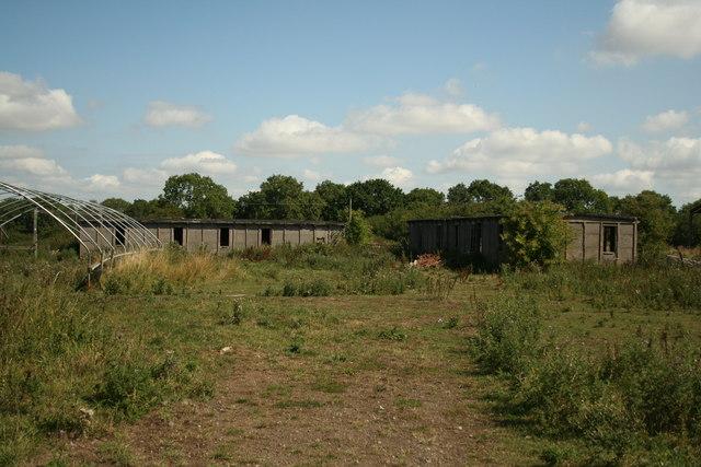 BCF Accommodation Huts