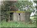 TR0434 : Pillbox on Royal Military Canal (2) by David Anstiss