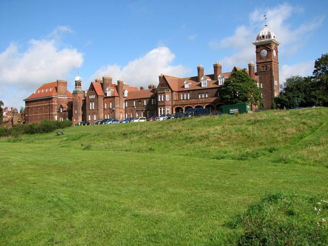 Britannia Barracks, Norwich