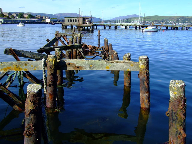 Remains of the Admiralty Jetty