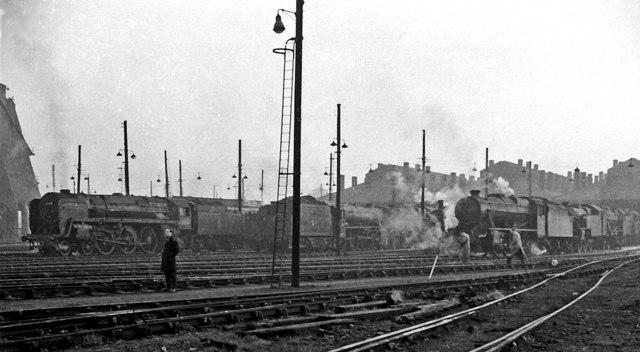 Willesden Locomotive Depot