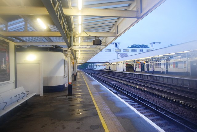 Platform 3, Surbiton Station