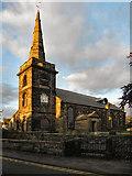 SD3618 : St Cuthbert's Parish Church Of North Meols by David Dixon