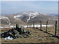 NS9501 : View of Queensberry from Gana Hill after a long winter by Roy Smart