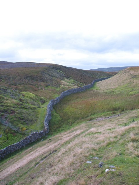 Head of Fore Gill by Gordon Hatton