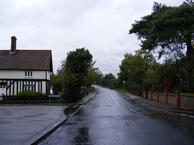 B188 Conway's Road by Adrian Cable
