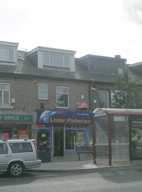 Lister Fisheries - Lilycroft Road
