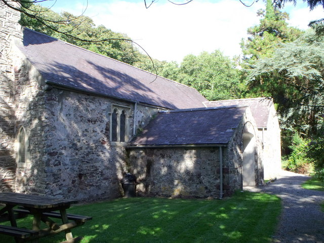 St. Ishmael's Parish Church, Pembrokeshire