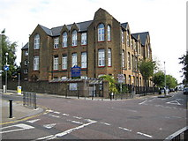 TQ2383 : Kensal Green: Princess Frederica  CE VA Primary School by Nigel Cox