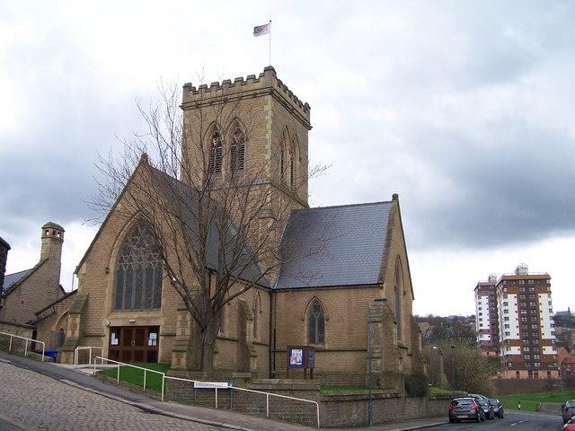 St Stephen's Church, Netherthorpe, Sheffield - 2