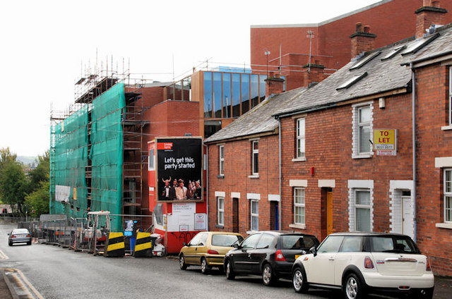 The Lyric Theatre, Belfast (18)