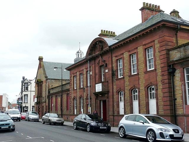 Carnegie Theatre and Arts Centre, Workington