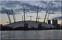 TQ3980 : O2 Arena, North Greenwich by Ashley Dace