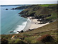 SW7616 : Downas Cove by Philip Halling