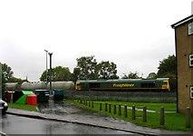 SK8508 : Freightliner in Oakham by Andrew Tatlow