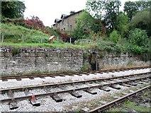 SK2854 : Ecclesbourne Valley Railway, Wirksworth by Dave Hitchborne