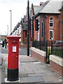 NZ2264 : Junction of Wingrove Road and Hadrian Road, Fenham , NE4 by Mike Quinn