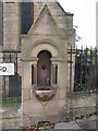 NZ2164 : Drinking water fountain (1902), Atkinson Road, Benwell, NE4 by Mike Quinn