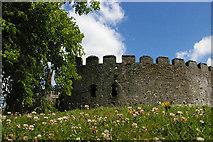 SX1061 : Restormel Castle by Christopher Hilton