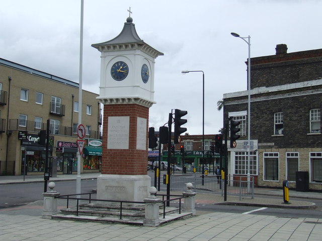 Clock Tower, Goodmayes