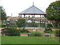 NZ4341 : Welfare Park Bandstand, Horden by Alex McGregor