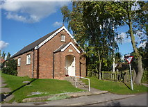 SK7474 : Parish rooms, Askham by Andrew Hill