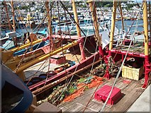 SW4628 : Newlyn Harbour by Lee Holmes