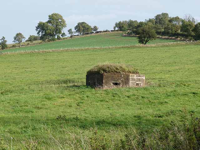 Pillbox, Bickerton