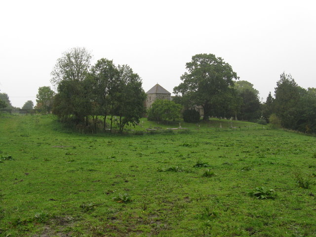 St Mary's Church and graveyard Bepton