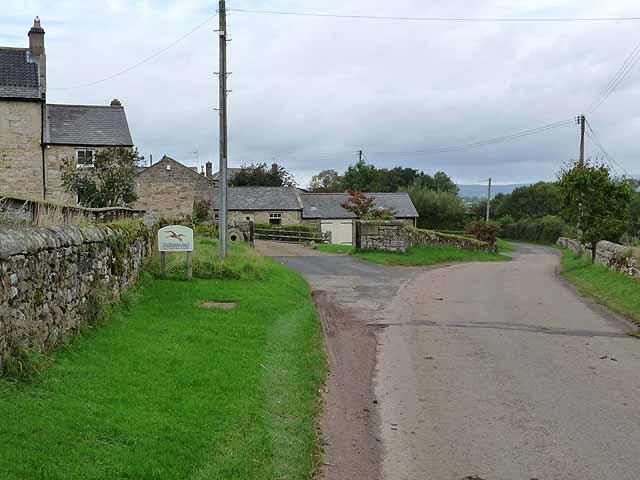 Newtown, Northumberland (near Rothbury)