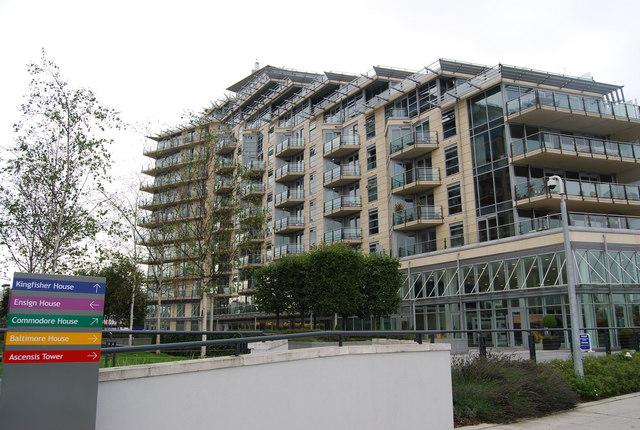 Battersea Reach: Kingfisher House