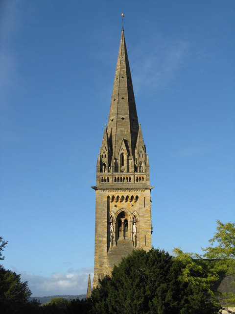 Llandaff Cathedral - 2010