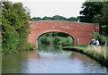 SO9159 : Oddingley Bridge No 2, Worcestershire by Roger  Kidd