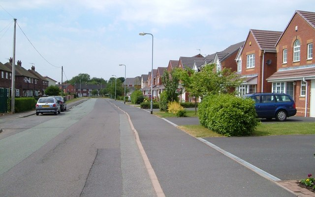 Chatterley Close, Bradwell