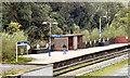 SD7217 : Entwistle Station by David Dixon