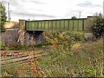 SD7217 : Bridge At Entwistle Station by David Dixon