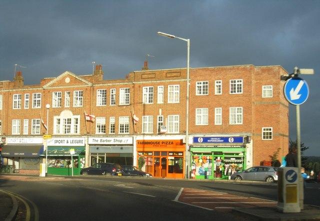 Shopping Parade On Watford Road Given Up Geograph