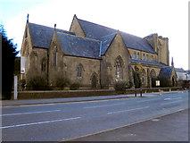 SD8432 : St Mary's RC Church, Yorkshire Street, Burnley by David Dixon