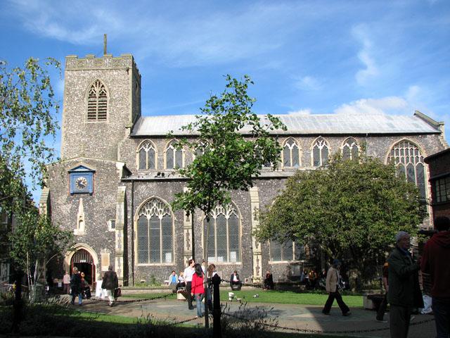 St Gregory Pottergate, Norwich
