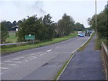 SP7006 : Traffic from Bucks by Gordon Griffiths