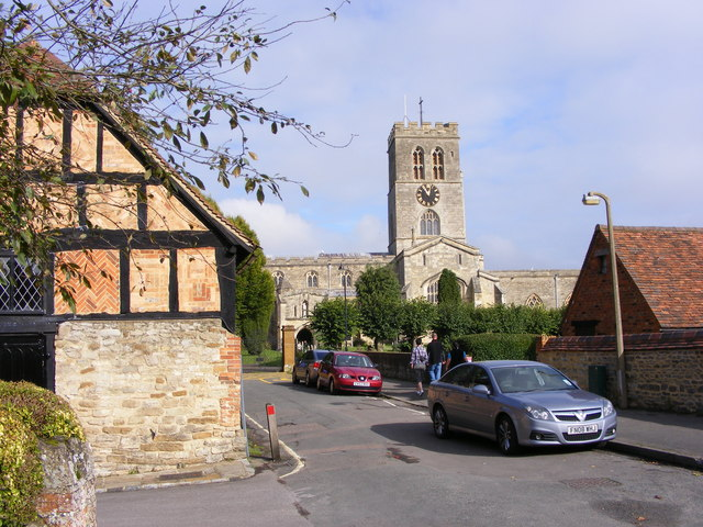 Church Road View