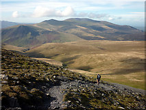 NY3228 : Descending Blue Screes, Atkinson Pike by Karl and Ali