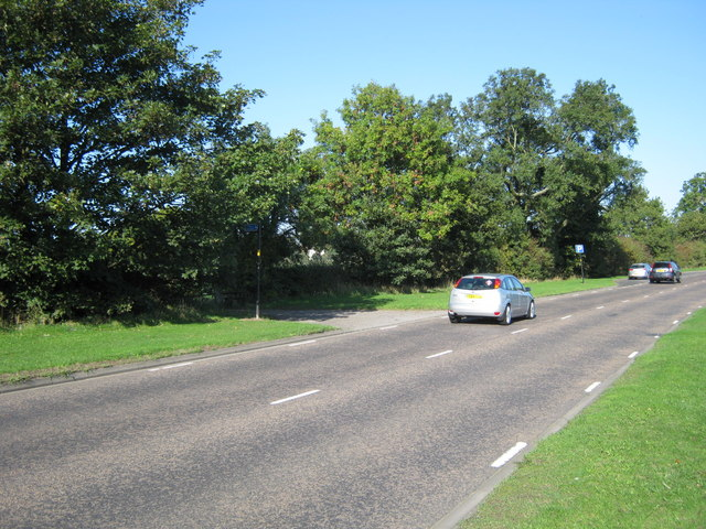 Tamworth Road, parking and FP
